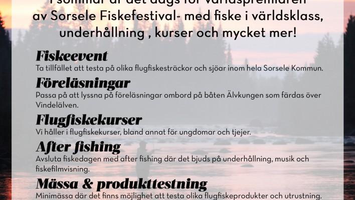 Sportfiskemässan i Älvsjö 2016 + Världspremiär